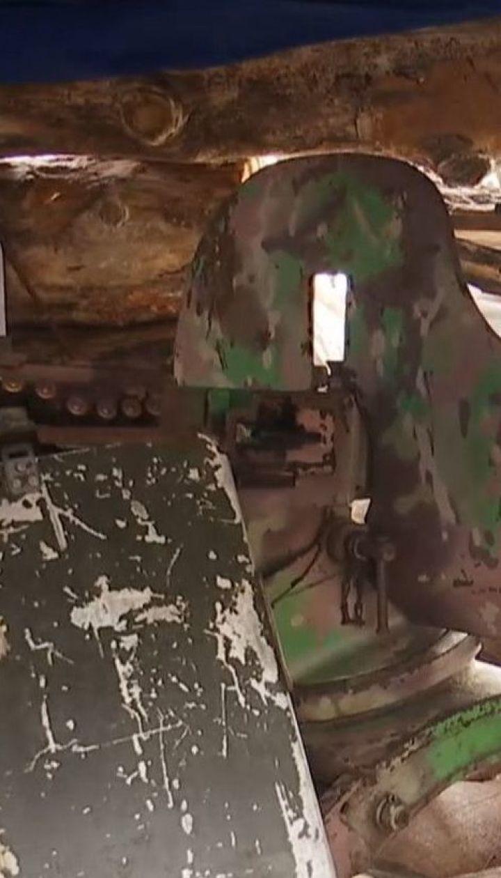 Боевикам на восточном фронте сейчас противостоят пулеметы Второй мировой войны