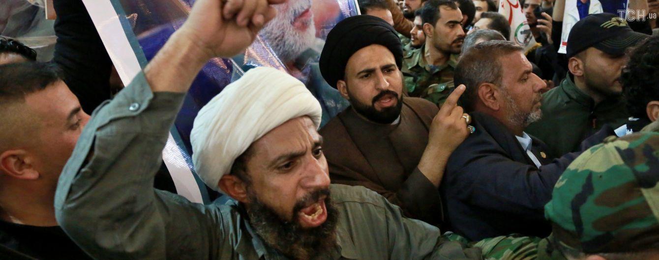 В Иране заявили о военном ответе на убийство Сулеймани