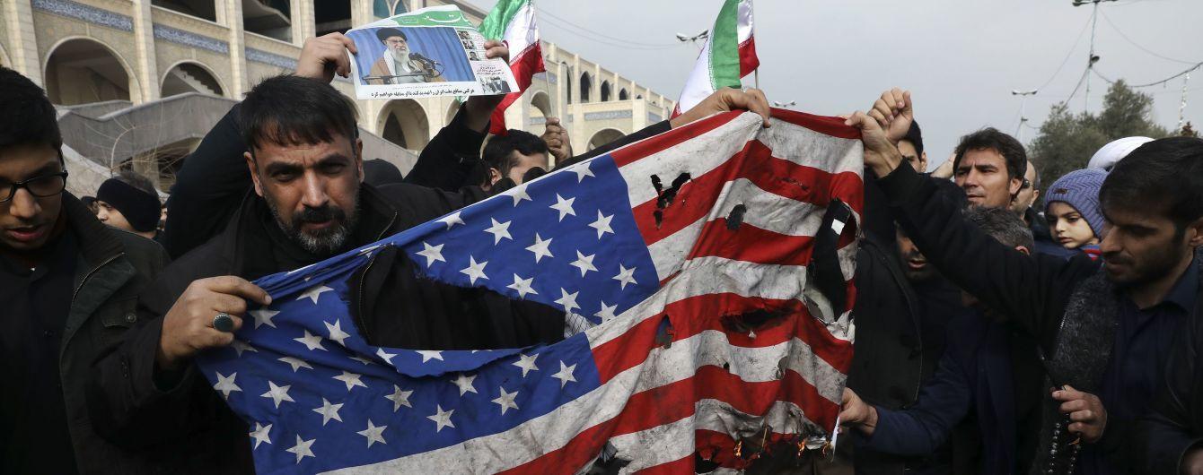 Месть началась. В Ираке обстреляли ракетами авиабазу и район, где расположено посольство США