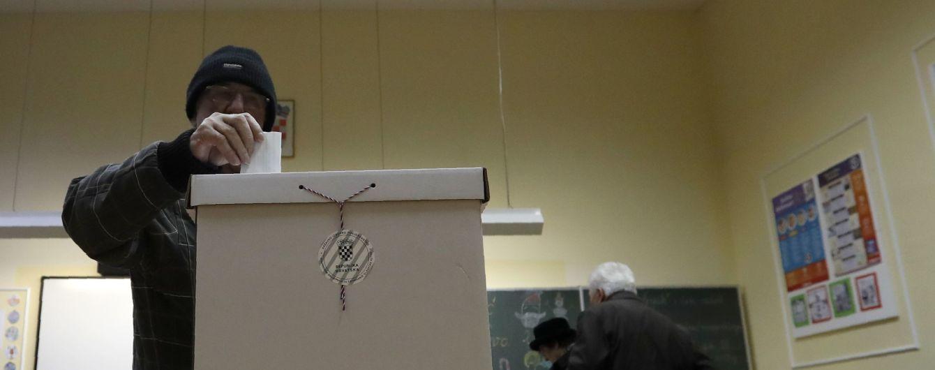 У Хорватії відбувається другий тур президентських виборів