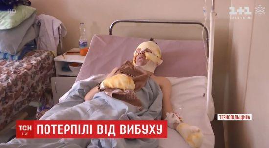 Лікарі розповіли, в якому стані перебувають постраждалі від вибуху у сільському клубі хлопчики