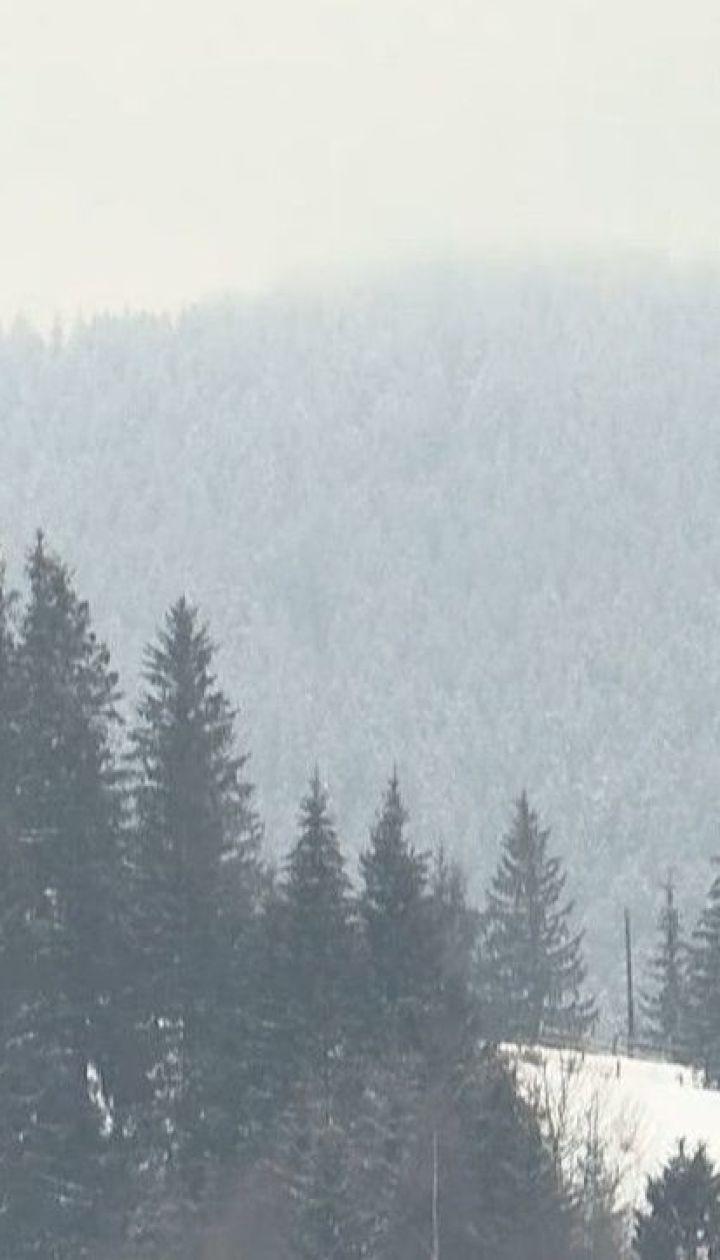 Синоптики предупреждают о резком ухудшении погодных условий в западных областях