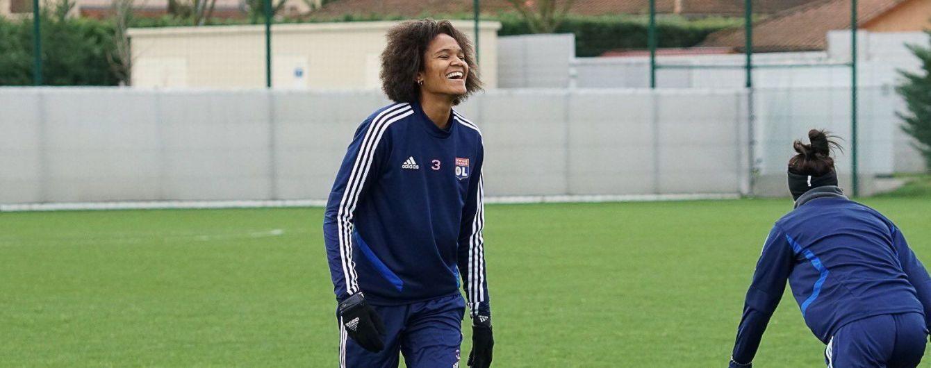 Французька футболістка загубила нагороду ФІФА і шукає її через Twitter