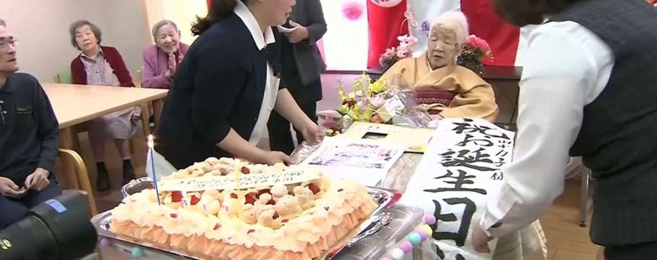 Старейший человек планеты отметил 117-й день рождения