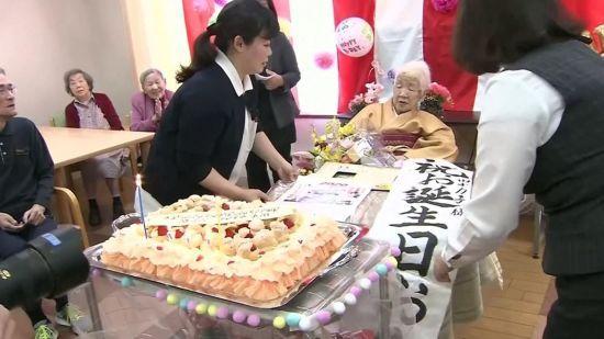 Найстаріша людина планети відзначила 117-й день народження