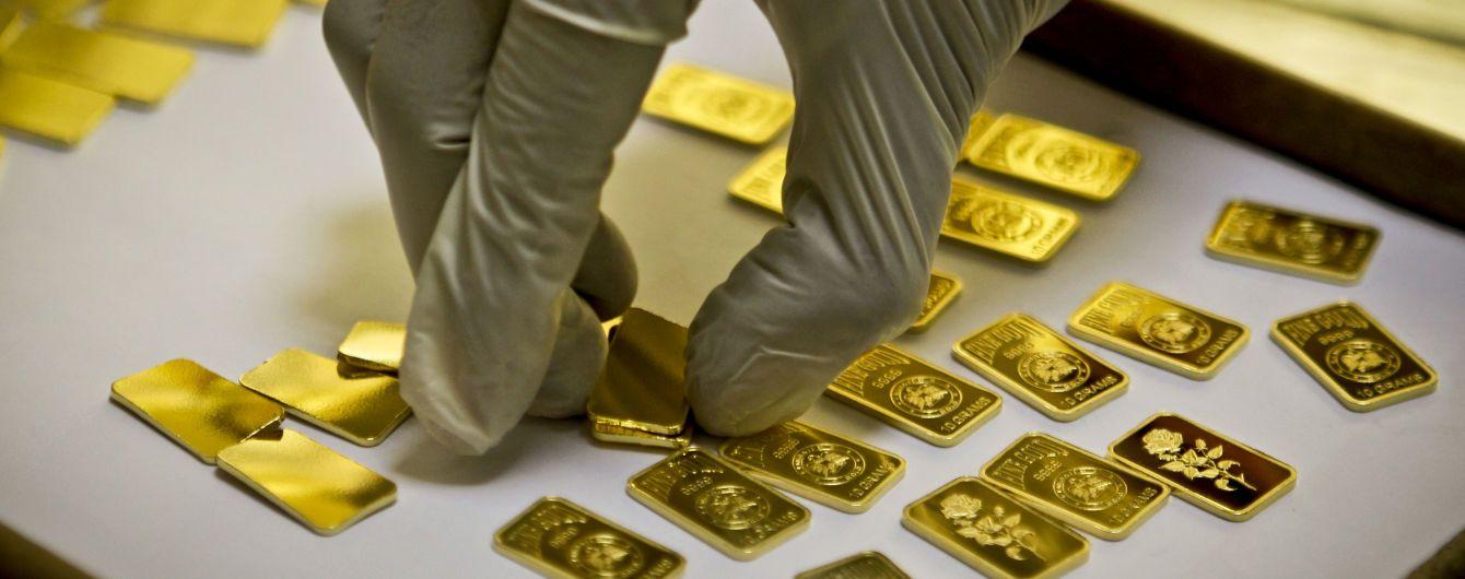Золото стрімко дорожчає, сягнувши показників 2013-го