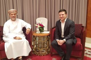 Гончаренко розповів, хто оплатив візит Зеленського до Оману