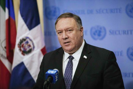 Помпео заявив, що США мають багато інтересів щодо України