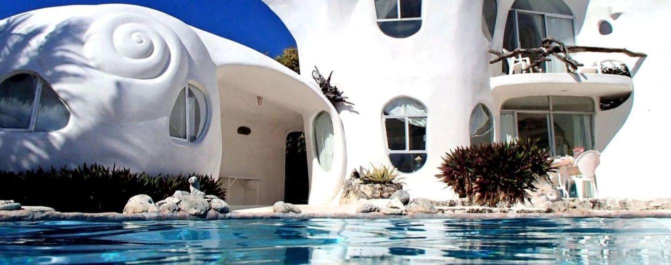 На Airbnb можна орендувати незвичний будинок-мушлю