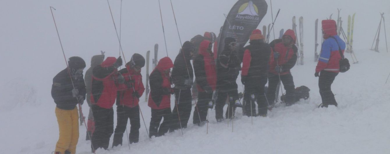 У Карпатах насипало понад 60 см снігу