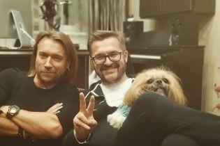 Олег Винник и Александр Пономарев тронули исполнением рождественской колядки