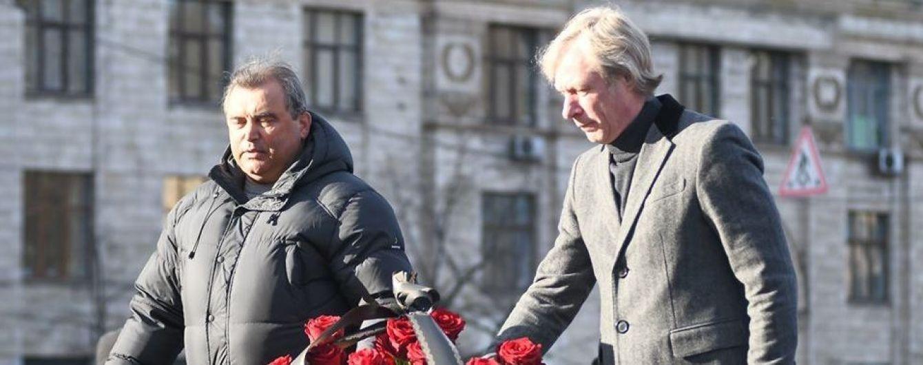 У Києві вшанували пам'ять легендарного Лобановського