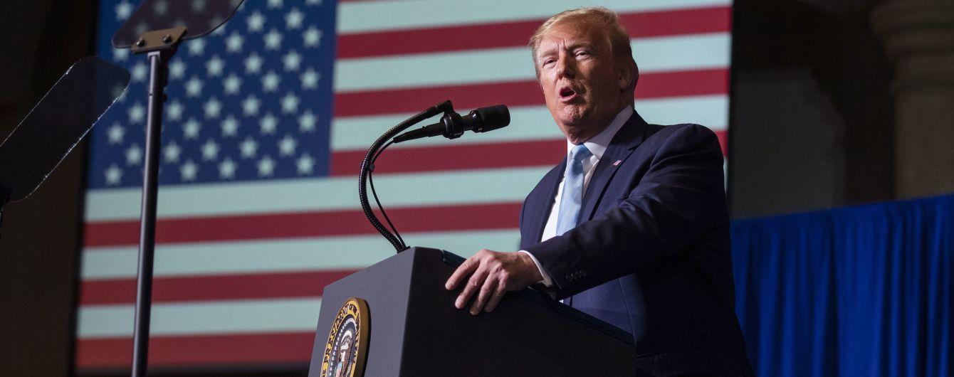 """""""Ніколи не матиме ядерної зброї"""". Трамп емоційно прокоментував рішення Тегерану про вихід з угоди"""