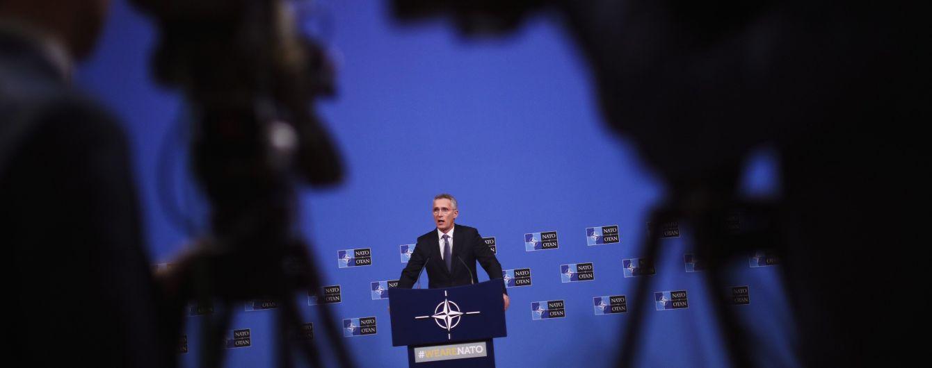 НАТО приостанавливает миссию в Ираке