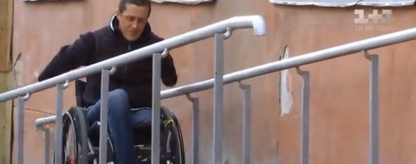 Волонтеры сделали ремонт в комнатах мужчин с инвалидностью в Херсоне