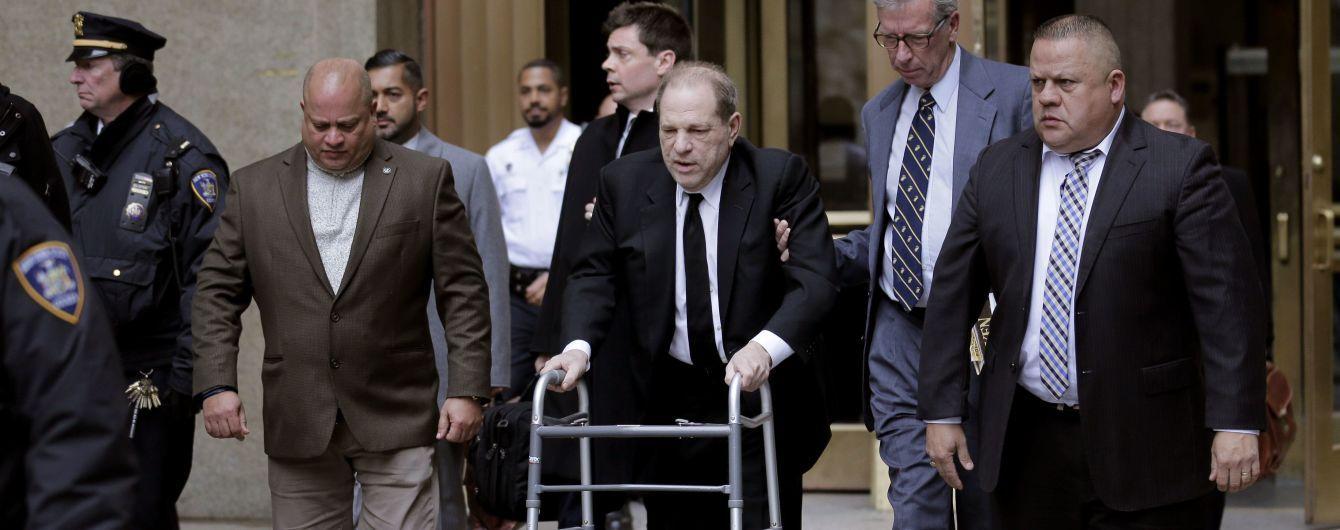 В Нью-Йорке начался процесс над Вайнштейном по обвинению в сексуальных домогательствах