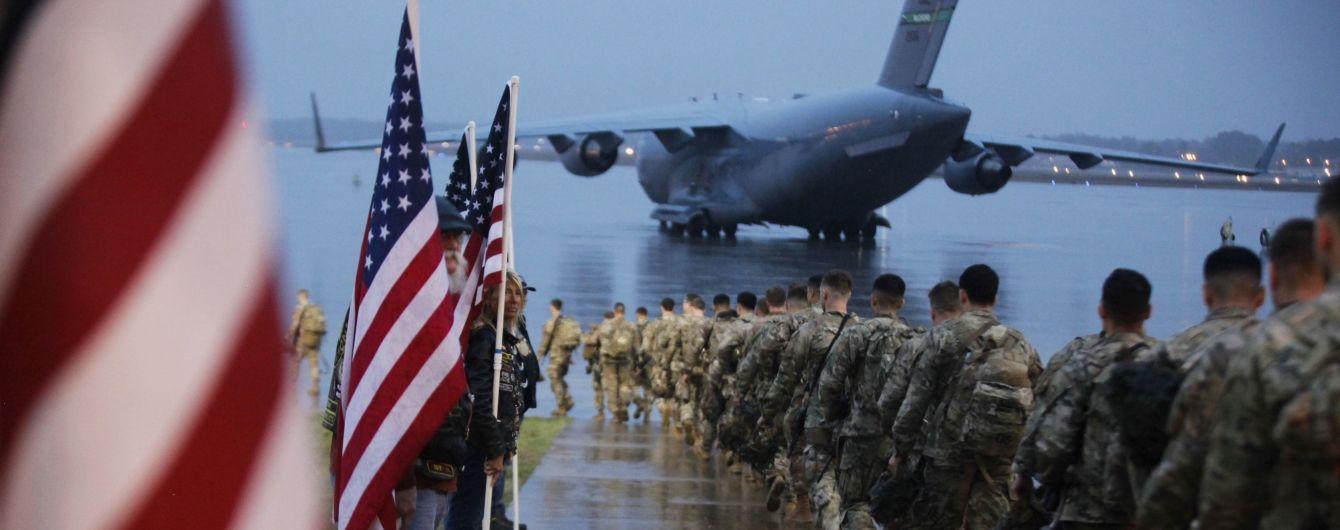Пентагон заявил, что не будет выводить свои войска из Ирака