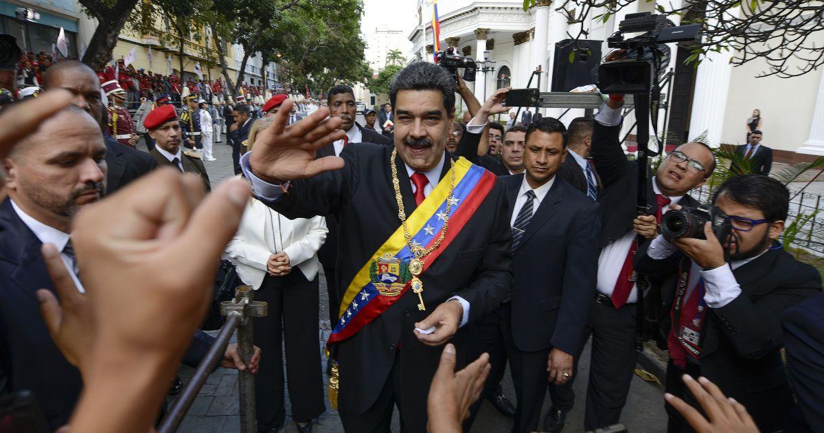 В Венесуэле хотят наладить контакт с новым президентом США