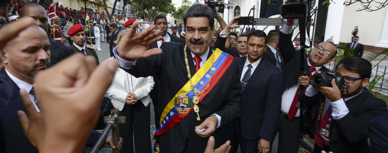 США планують запровадити нові санкції проти Венесуели