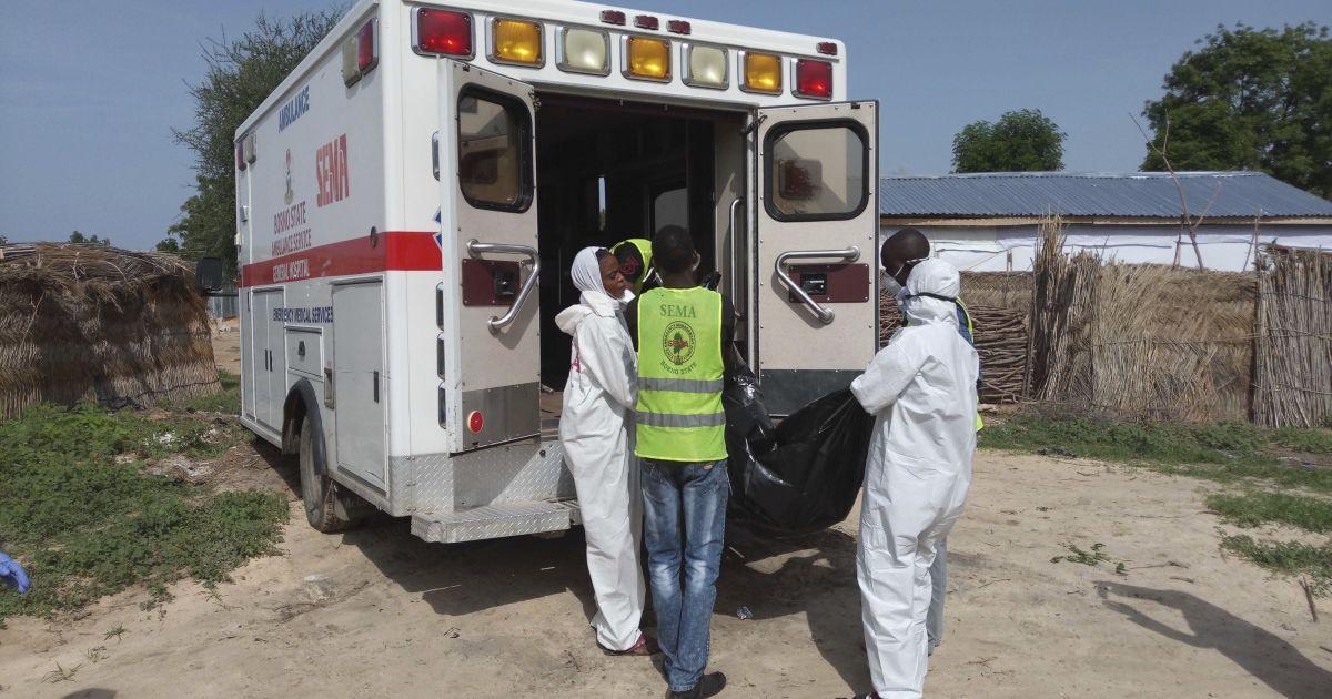 В Нигерии боевики расстреляли группу иностранных туристов