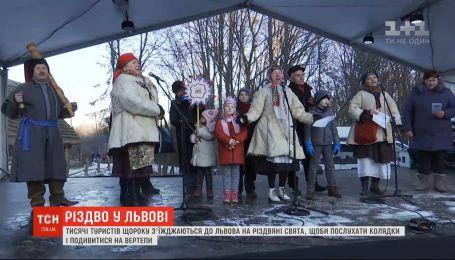Христос народився: чому Львів так вабить туристів на Різдво