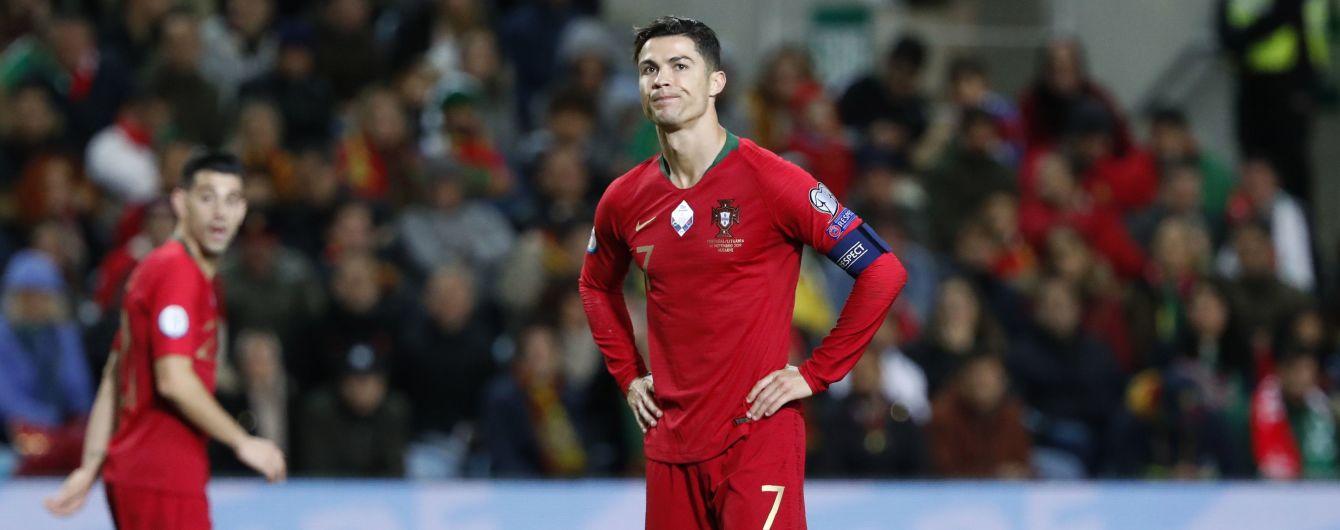 Самые дорогие футболисты мира. Роналду оказался на 49-м месте