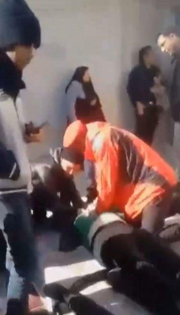 Пів сотні людей загинуло під час масової тисняви в Ірані
