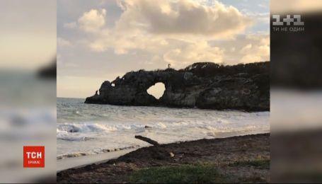 У Пуерто-Рико впала популярна серед туристів скеля Пунта Вентана