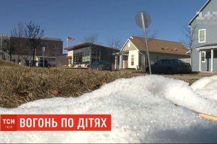 В Висконсине мужчина открыл огонь по детям, которые забросали снегом его авто