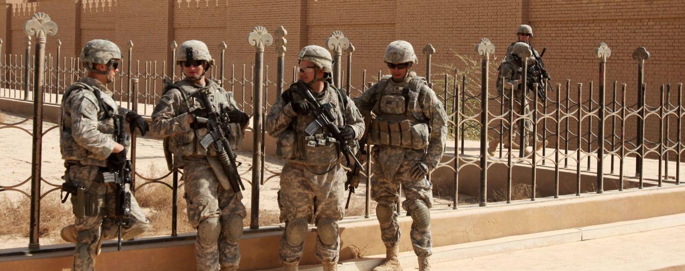 НАТО частично выводит свои войска из Ирака