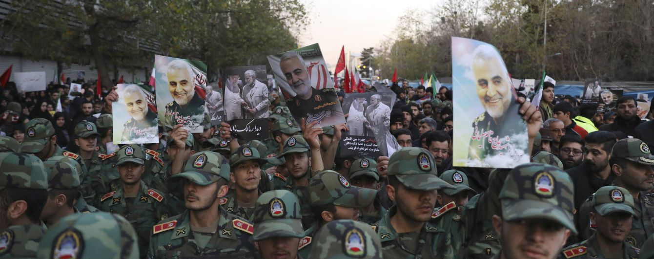 Иран пригрозил нападением на союзников США
