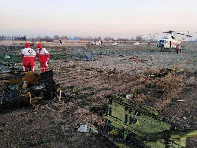 авіакатастрофа під Тегераном