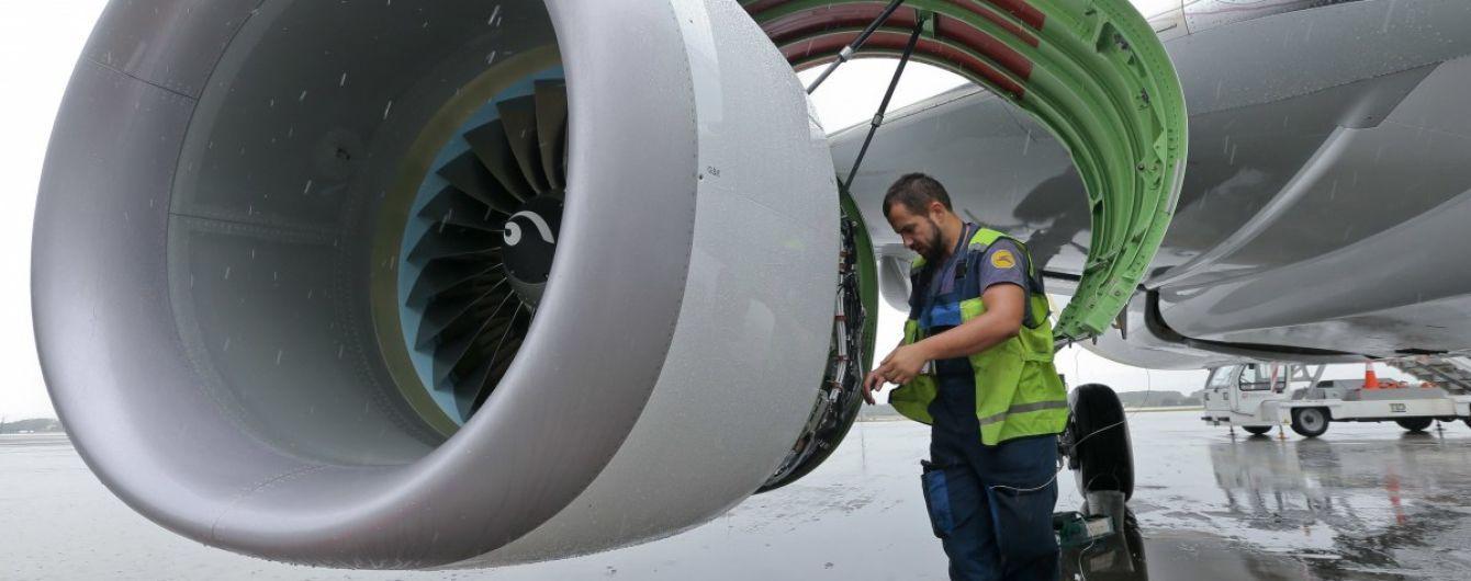 В Израиле в аэропорту загорелся двигатель у Boeing 737-800 - СМИ