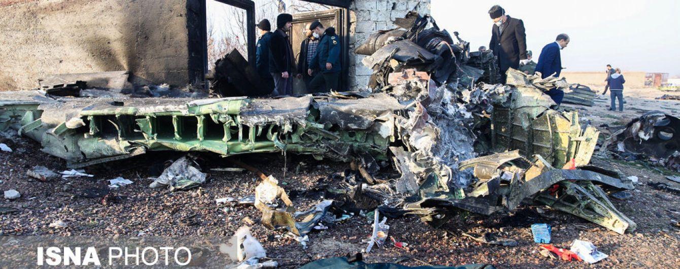 МИД Украины подтверждает авиакатастрофу украинского Boeing под Тегераном