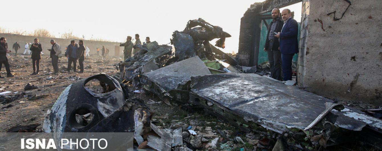 Розслідувачі Bellingcat знайшли ймовірне місце запуску ракети по літаку МАУ в Ірані