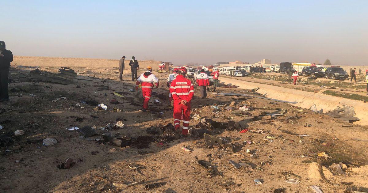Катастрофа самолета МАУ: в МИД Украины считают, что Иран скрывает важную информацию