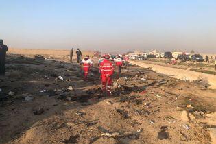 """Катастрофа украинского самолета. В Иране утверждают, что """"черный ящик"""" сильно поврежден"""