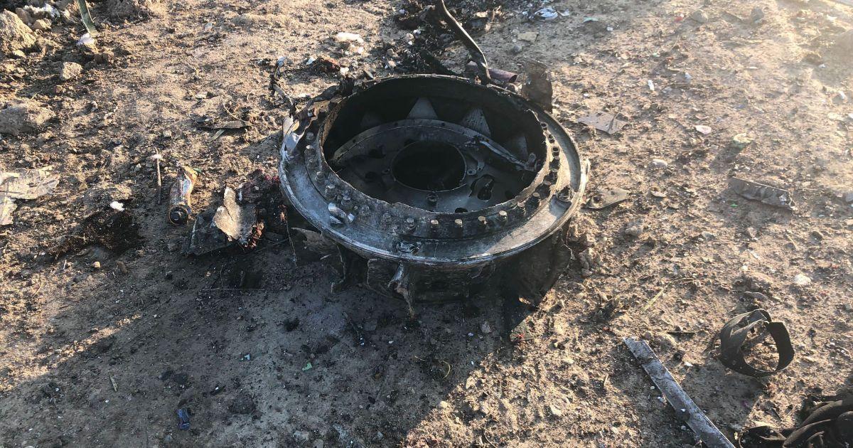 МЗС: Авіакатастрофа літака під Тегераном - не теракт