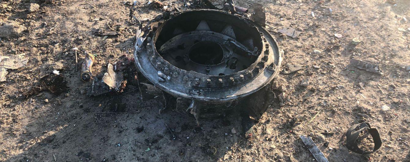МИД: Авиакатастрофа самолета под Тегераном - не теракт