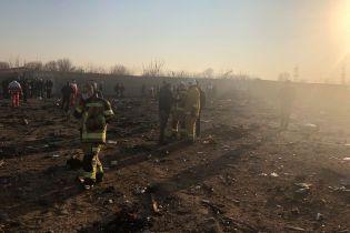 Опубліковано списки загиблих в авіакатастрофі під Тегераном