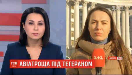 В українському МЗС не багатослівні щодо авіакатастрофи літака МАУ