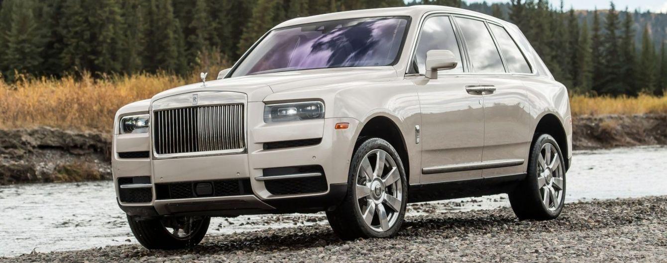 Rolls-Royce установил исторический рекорд продаж