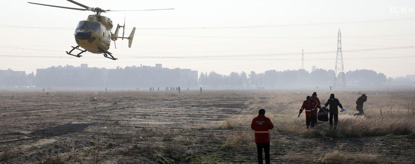 Авіакатастрофа в Ірані: експерт вважає, що розслідування аварії буде складним
