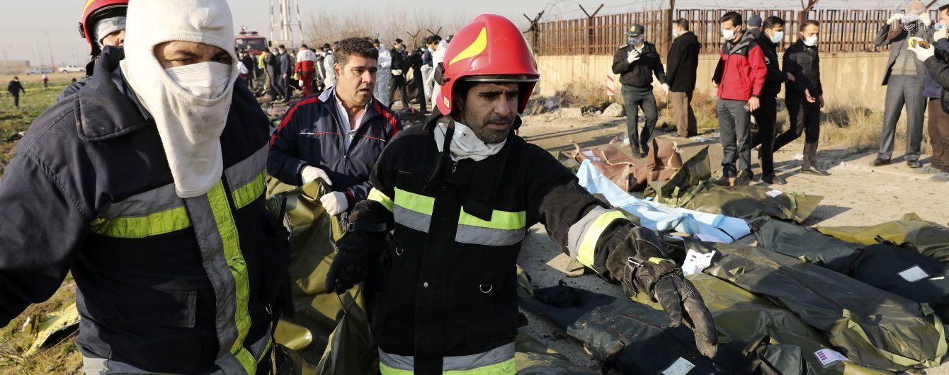 Офис генпрокурора начал расследование катастрофы самолета МАУ в Иране
