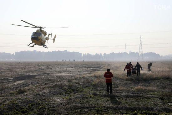 В Ірані затримали місцевого чоловіка, який опублікував відео збиття літака МАУ