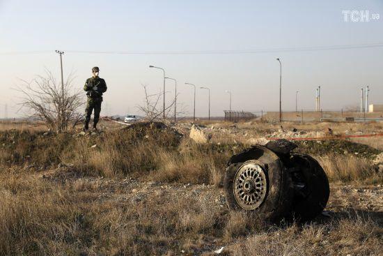"""Іран проігнорував запити України щодо доступ до """"чорних скриньок"""" літака МАУ"""