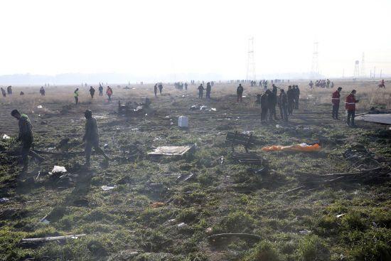 Українець розповів, чому відмовився летіти фатальним рейсом літака МАУ
