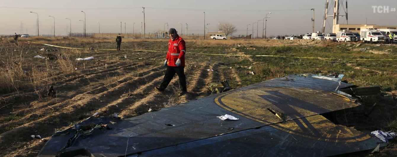 Авіакатастрофа МАУ: командувач Корпусу вартових Ісламської революції пропонував закрити повітряний простір Ірану