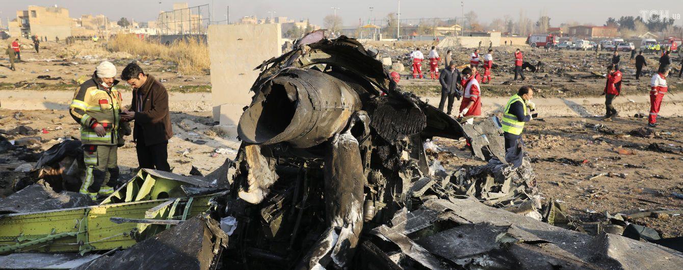 Иран обнародовал второй предварительный отчет о причинах авиакатастрофы с самолетом МАУ возле Тегерана