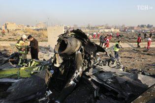 Іран оприлюднив другий попередній звіт про причини авіакатастрофи з літаком МАУ біля Тегерана